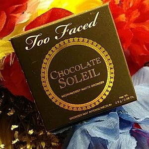 PICK 4 FOR 25 TOO FACED CHOCOLATE SOLEIL BRONZER